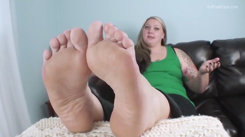 Size 13 BBW Feet