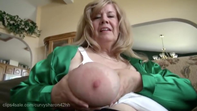 Busty BBW Mature, Breastfeeding Verbal