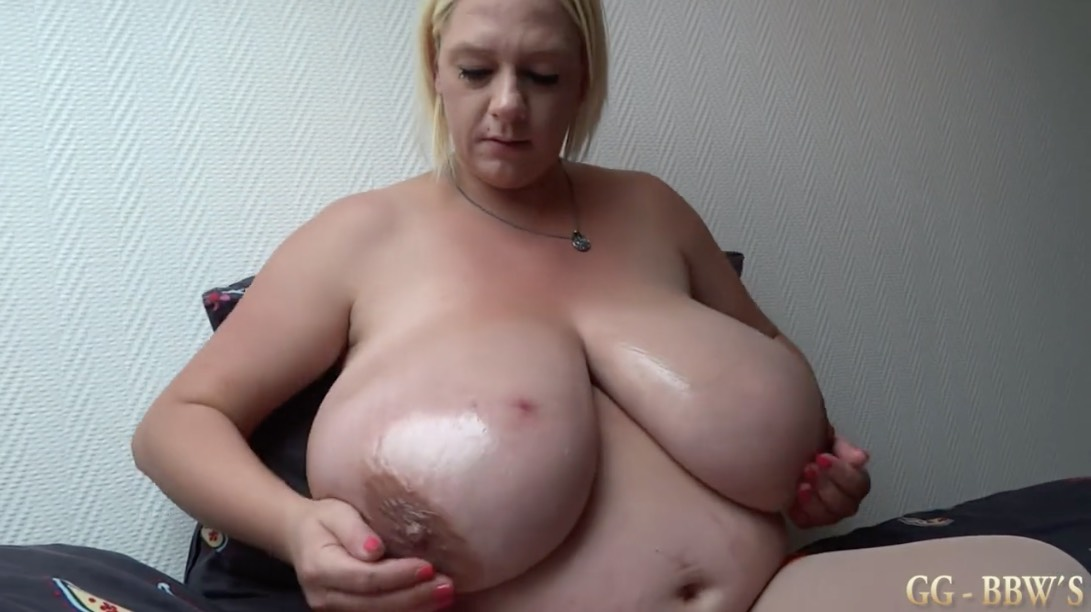 Busty Mature BBW with Gigantic Tits